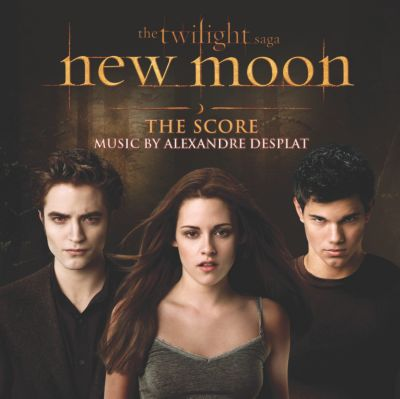 New Moon-Bis(s) Zur Mittagsstunde, Ost, Alexandre (Composer) Desplat