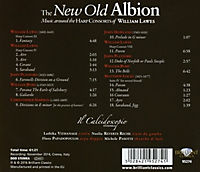 New Old Albion-Music Around The Harp Consorts - Produktdetailbild 1