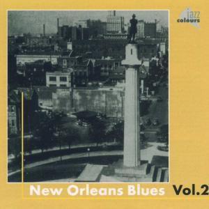 New Orleans Blues Vol.2, Diverse Interpreten