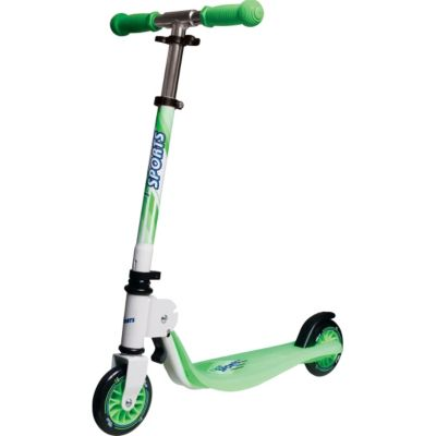 New Sports Scooter Freshgreen, 121 mm