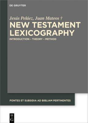 New Testament Lexicography, Jesús Peláez, Juan Mateos