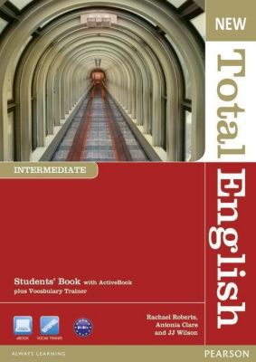 New Total English, Intermediate: Students' Book, w. Active Book CD-ROM