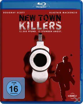 New Town Killers, Richard Jobson