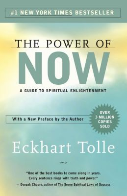New World Library: The Power of Now, Eckhart Tolle