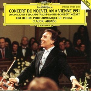 New Years Concert In Vienna 1991, Wp Abb