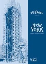 New York, Will Eisner
