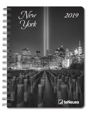 New York 2019 Diary, Christopher Bliss