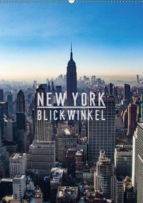 New York - Blickwinkel (Wandkalender 2019 DIN A2 hoch), Mike Grimm