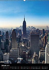 New York - Blickwinkel (Wandkalender 2019 DIN A2 hoch) - Produktdetailbild 1