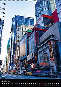 New York - Blickwinkel (Wandkalender 2019 DIN A2 hoch) - Produktdetailbild 4