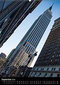 New York - Blickwinkel (Wandkalender 2019 DIN A2 hoch) - Produktdetailbild 9