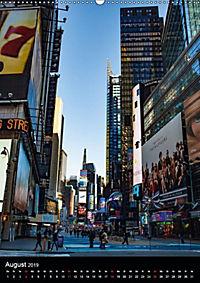 New York - Blickwinkel (Wandkalender 2019 DIN A2 hoch) - Produktdetailbild 8