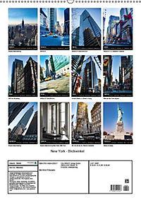 New York - Blickwinkel (Wandkalender 2019 DIN A2 hoch) - Produktdetailbild 13