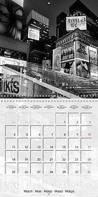 NEW YORK CITY Famous Cityscapes (Wall Calendar 2019 300 × 300 mm Square) - Produktdetailbild 3