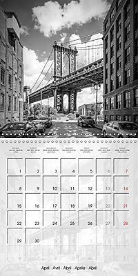 NEW YORK CITY Famous Cityscapes (Wall Calendar 2019 300 × 300 mm Square) - Produktdetailbild 4