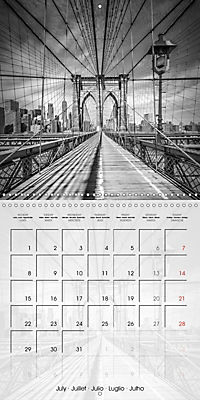 NEW YORK CITY Famous Cityscapes (Wall Calendar 2019 300 × 300 mm Square) - Produktdetailbild 7