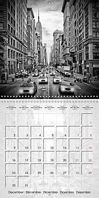 NEW YORK CITY Famous Cityscapes (Wall Calendar 2019 300 × 300 mm Square) - Produktdetailbild 12