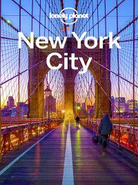 New York City Travel Guide, Lonely Planet