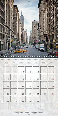 NEW YORK CITY Urban Highlights (Wall Calendar 2019 300 × 300 mm Square) - Produktdetailbild 5