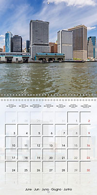 NEW YORK CITY Urban Highlights (Wall Calendar 2019 300 × 300 mm Square) - Produktdetailbild 6