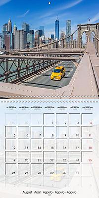 NEW YORK CITY Urban Highlights (Wall Calendar 2019 300 × 300 mm Square) - Produktdetailbild 8