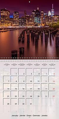 NEW YORK CITY Urban Highlights (Wall Calendar 2019 300 × 300 mm Square) - Produktdetailbild 1