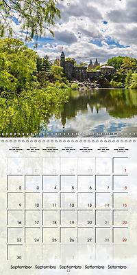 NEW YORK CITY Urban Highlights (Wall Calendar 2019 300 × 300 mm Square) - Produktdetailbild 9