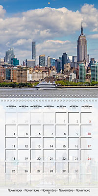 NEW YORK CITY Urban Highlights (Wall Calendar 2019 300 × 300 mm Square) - Produktdetailbild 11