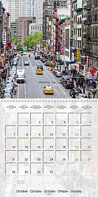 NEW YORK CITY Urban Highlights (Wall Calendar 2019 300 × 300 mm Square) - Produktdetailbild 10