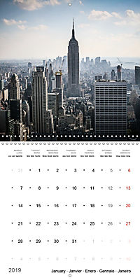 New York City Views (Wall Calendar 2019 300 × 300 mm Square) - Produktdetailbild 1