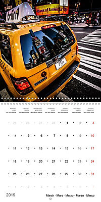 New York City Views (Wall Calendar 2019 300 × 300 mm Square) - Produktdetailbild 3