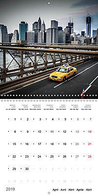 New York City Views (Wall Calendar 2019 300 × 300 mm Square) - Produktdetailbild 4