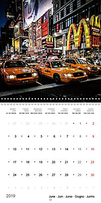 New York City Views (Wall Calendar 2019 300 × 300 mm Square) - Produktdetailbild 6