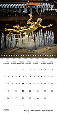 New York City Views (Wall Calendar 2019 300 × 300 mm Square) - Produktdetailbild 8