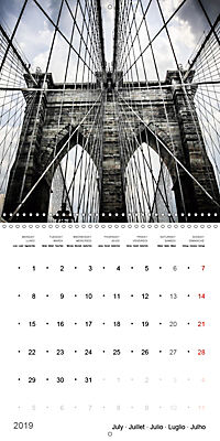 New York City Views (Wall Calendar 2019 300 × 300 mm Square) - Produktdetailbild 7