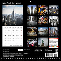 New York City Views (Wall Calendar 2019 300 × 300 mm Square) - Produktdetailbild 13