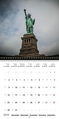 New York City Views (Wall Calendar 2019 300 × 300 mm Square) - Produktdetailbild 12