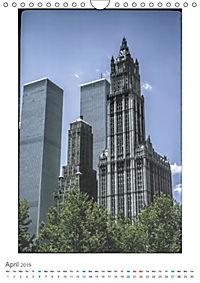 New York City - Vintage Views (Wall Calendar 2019 DIN A4 Portrait) - Produktdetailbild 4