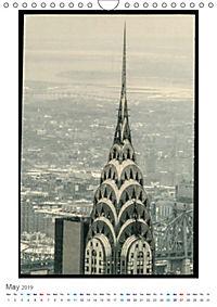 New York City - Vintage Views (Wall Calendar 2019 DIN A4 Portrait) - Produktdetailbild 5