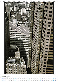 New York City - Vintage Views (Wall Calendar 2019 DIN A4 Portrait) - Produktdetailbild 6