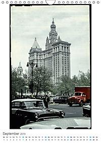 New York City - Vintage Views (Wall Calendar 2019 DIN A4 Portrait) - Produktdetailbild 9