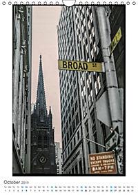 New York City - Vintage Views (Wall Calendar 2019 DIN A4 Portrait) - Produktdetailbild 10