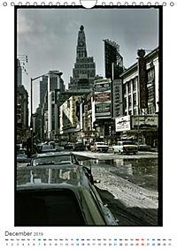 New York City - Vintage Views (Wall Calendar 2019 DIN A4 Portrait) - Produktdetailbild 12