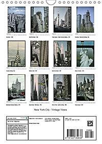 New York City - Vintage Views (Wall Calendar 2019 DIN A4 Portrait) - Produktdetailbild 13