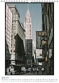 New York City - Vintage Views (Wall Calendar 2019 DIN A4 Portrait) - Produktdetailbild 7