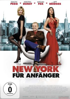 New York für Anfänger, Peter Straughan, Toby Young