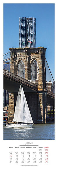 New York Panoramakal. 2019 - Produktdetailbild 6