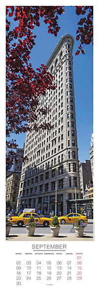 New York Panoramakal. 2019 - Produktdetailbild 9
