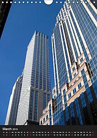 New York reflections of a big city (Wall Calendar 2019 DIN A4 Portrait) - Produktdetailbild 3