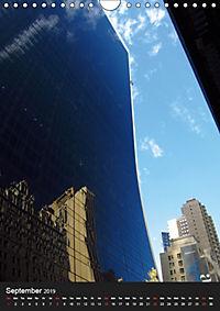 New York reflections of a big city (Wall Calendar 2019 DIN A4 Portrait) - Produktdetailbild 9